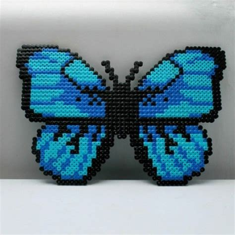 perler butterfly the 703 best images about hama on perler