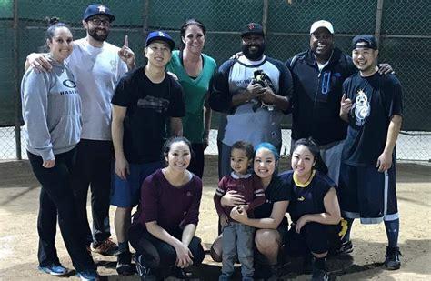 Garden Grove League Garden Grove Programs Major League Softball