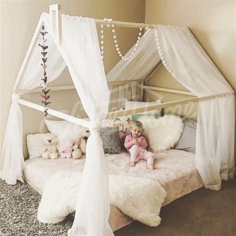 montessori toddler beds frame bed house bed house wood