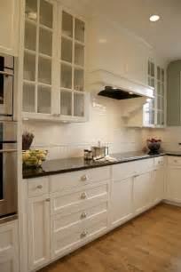 amazing Kitchen Back Splash Ideas #3: white-kitchen-ideas-backsplash-ideas-ceramic-subway-tile.jpg