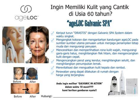 Alat Galvanic Spa ageloc galvanic spa ii alat setrika wajah terkecil cantikpedia