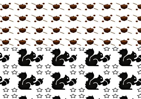 revised pattern of english qp for ix x squirrel nut pattern pack free photoshop patterns at