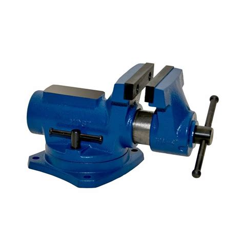 olympia 4 in bench vise 38 604 the home depot