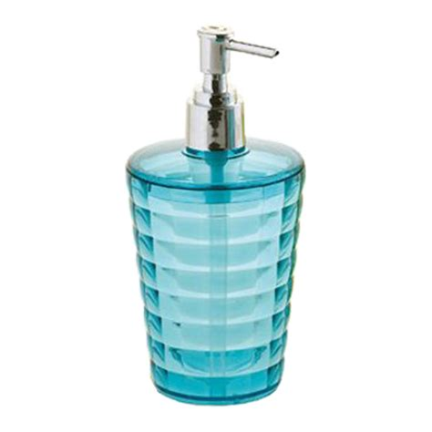 Soap Dispenser Countertop shop nameeks turquoise glady countertop lotion soap