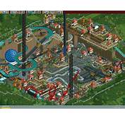 Mineral Park  RollerCoaster Tycoon