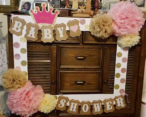 Baby Shower Pic Frames by Best 25 Baby Shower Frame Ideas On Baby