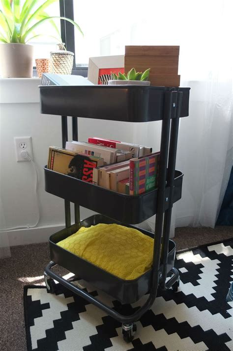 ikea cart raskog small spaces need flexible solutions store everything
