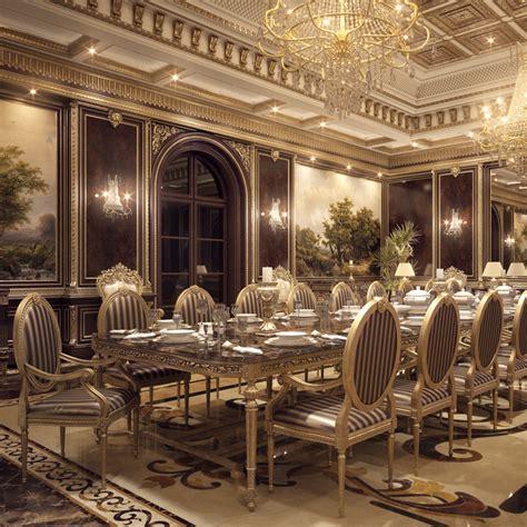 realistic formal dining room  model