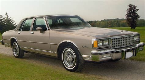 chevrolet caprice 1984 chevrolet caprice the velvet fog and smoke cloud