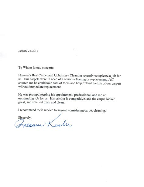 sample business thank you letter for services provided new 6 grant