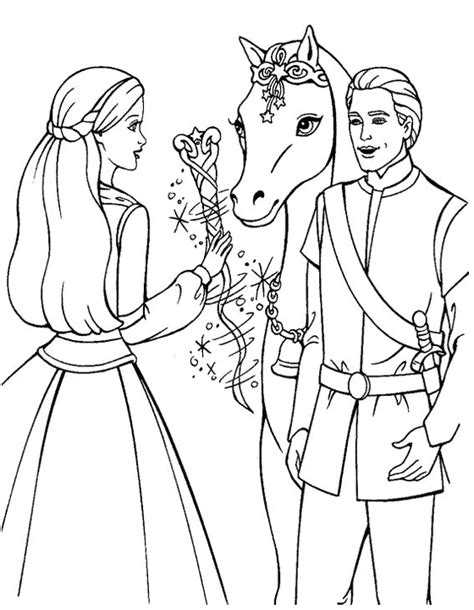 coloring pages of princess barbie barbie princess coloring pages learn to coloring