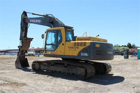 volvo eclc crawler excavator pacific coast iron  heavy equipment dealer