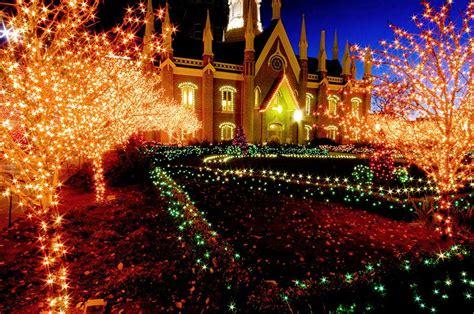 best places to see lights in salt lake city events in salt lake city utah