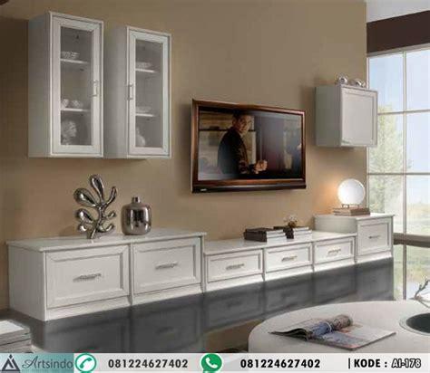 design buffet minimalis desain bufet minimalis putih duco klasik desain terbaru