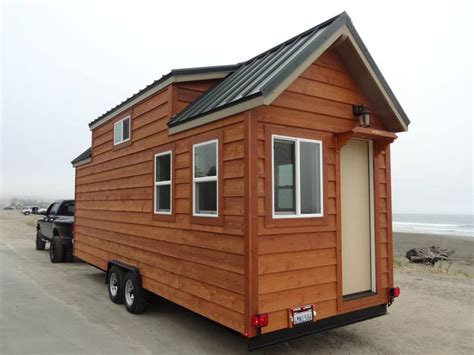 300 Square Foot Cabin by The Jefferson Tiny House Swoon