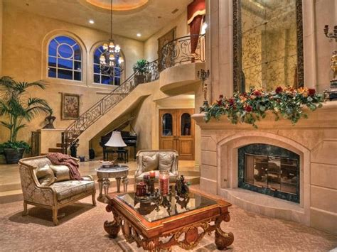 million dollar living rooms million dollar mansions living room tricked out mansions