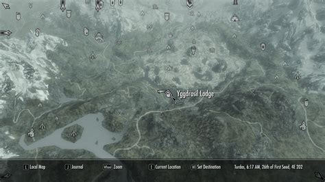 Location To Home by 001 Yggdrasil Map Marker Lan S Soapbox