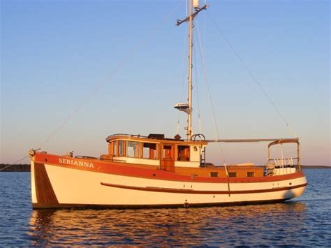 fishing boats for sale uk only serianna more yacht than troller lovely wooden