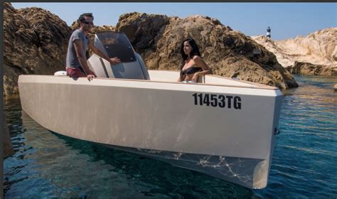 boats europe new sport boat design from seven seas yachts