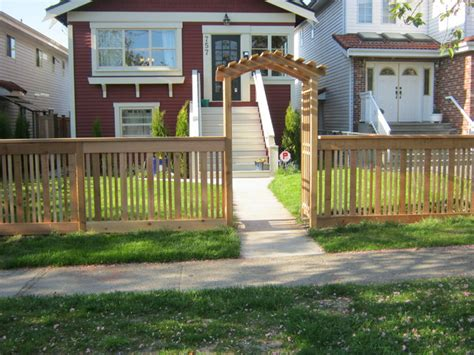 Design For Front Yard Fencing Ideas Front Yard Fence Vancouver B C Modern Other Metro By Quality Custom Cedar Fencing