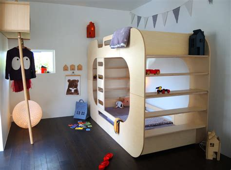 unique bunk beds unique bunk bed pods room decors and design how to