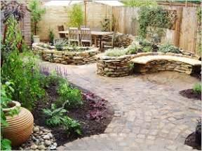 Paved Backyard Ideas Garden Paving Design Ideas
