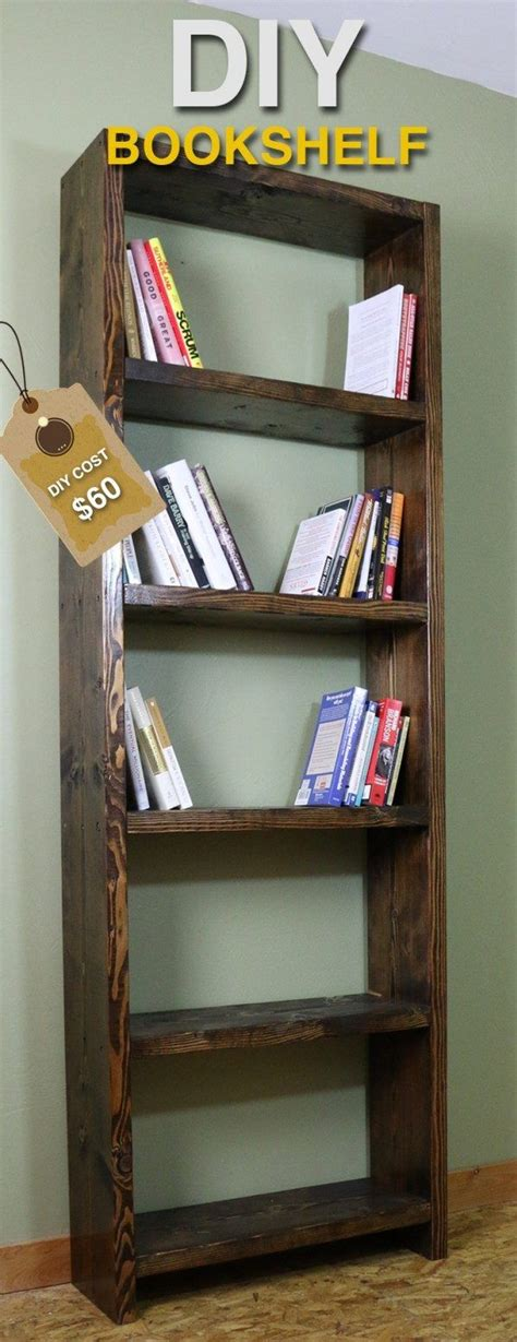 best 20 rustic bookshelf ideas on bookshelf