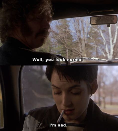 movie quotes tumblr blog well you look normal i m sad movie quotes