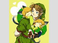 The North Castle Zelda Fan Art Gallery: Boba2009 Zelda Ocarina Of Time Characters