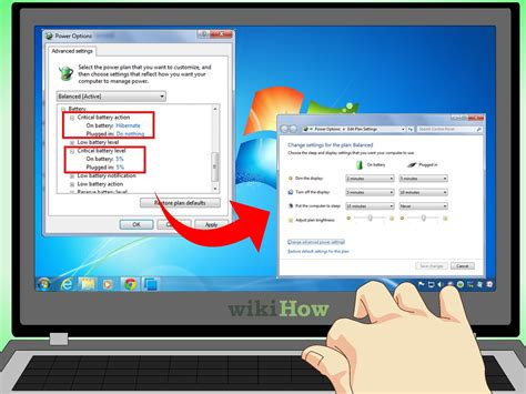 reset battery on hp laptop how to maximize hp laptop battery life 14 steps with