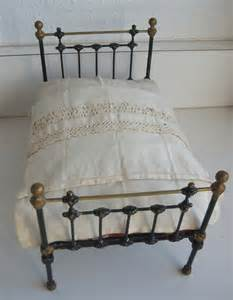 cast iron headboard antique cast iron doll bed miniature furniture from