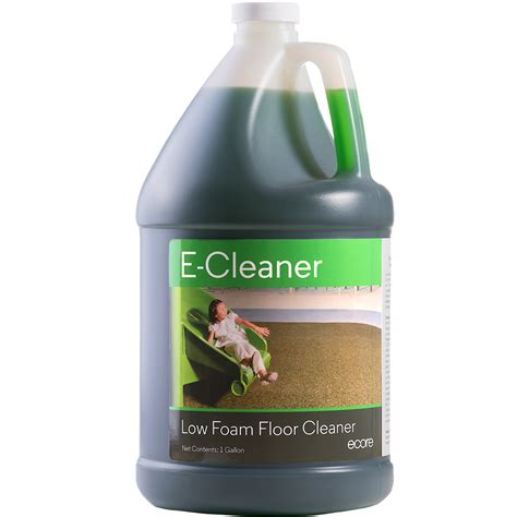 ecore  cleaner  foam floor cleaner  gallon