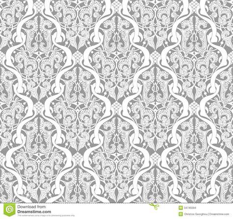 Vintage Poster 40x40cm Motif Kayu 27 vintage islamic motif pattern stock images image 34745594