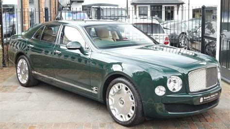 elizabeth bentley elizabeth bentley mulsanne for sale bidding war as