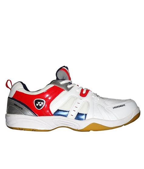 yonex sports shoes yonex world cup 58 white sports shoes price in india