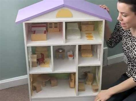 homemade doll house diy dollhouse mov youtube