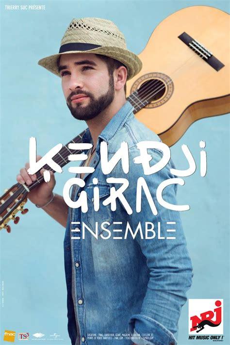 Calendrier 2018 Kendji Tourn 233 E Kendji Ensemble Kendji Girac