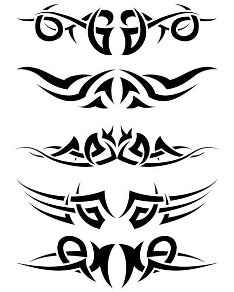 tribal tattoo that means strength tribal tattoos meaning strength for women www pixshark