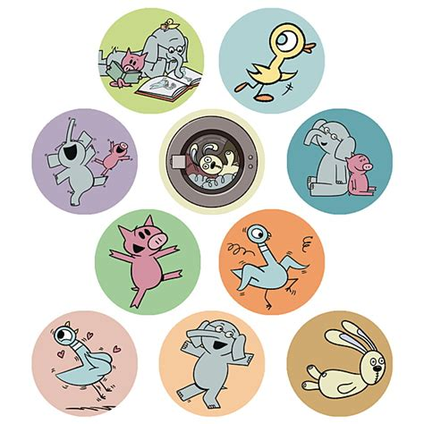 Character Stickers