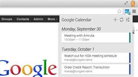Calendar Search Extension Chrome Calendar Extension Calendar Template 2016