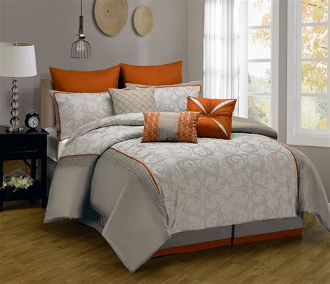 modern comforter sets 2 colors derektime design 24
