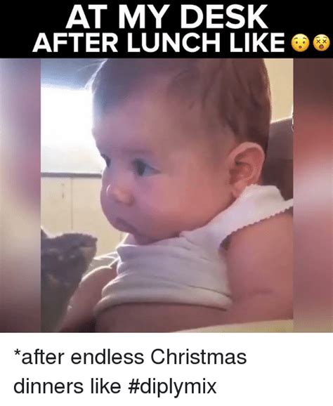 work christmas lunch memes desk memes of 2016 on sizzle 9gag