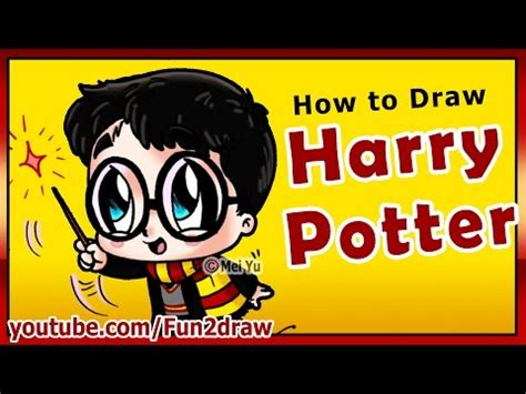 Gbb Toothless learn to draw harry potter characters hedwig fun2draw