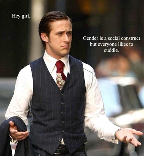 Ryan Gosling Reading Meme - feminist ryan gosling feminism photo 26057965 fanpop