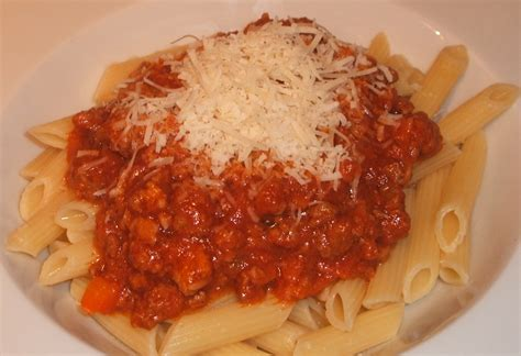 bolognese sauce recipe dishmaps