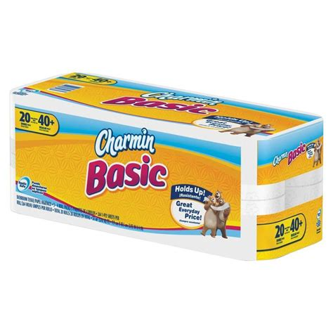 charmin bath tissue  ply  sheets  roll pag  home depot