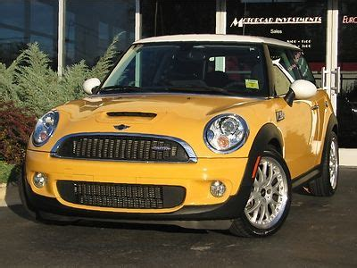 books about how cars work 2007 mini cooper electronic valve timing sell used 2007 mini cooper s john cooper works package in raleigh north carolina united states