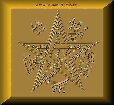 imagenes simbolos gnosticos pentagrama esot 233 rico dibujo 09