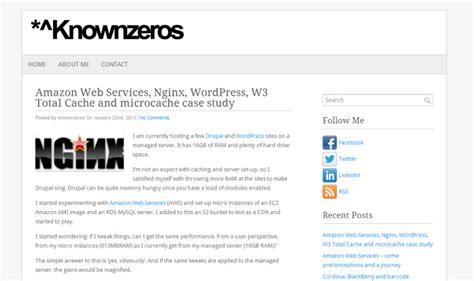 wordpress tutorial list amazon web services ec2 s3 rds nginx and wordpress