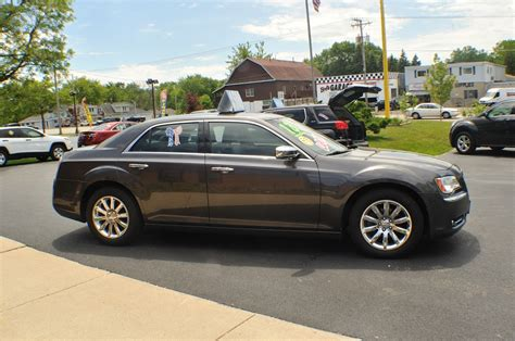 2013 chrysler sedan 2013 chrysler 300c gray used sedan sale